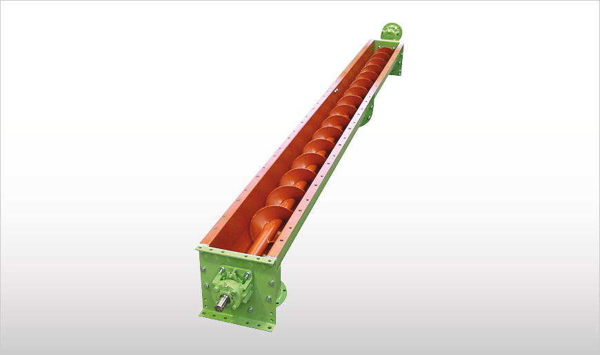 Trough Screw Conveyors