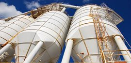 Silo Manufacturers for Building & Construction