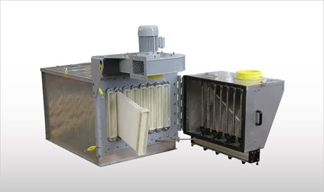 WAMAIR - Flanged Polygonal Dust Collectors
